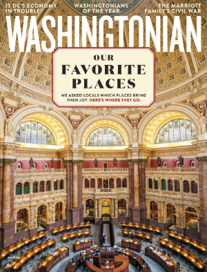 Washingtonian 2018