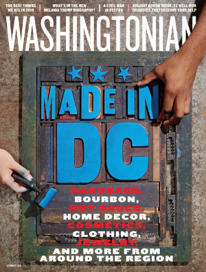 Washingtonian December 2019