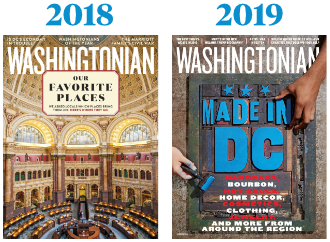 Washingtonian 2018-2019